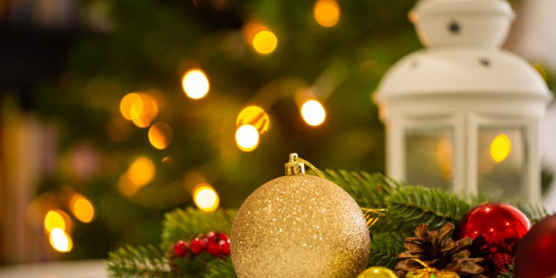 Holiday Christmas background. Christmas card background with festive decoration. You can apply for greeting card christmas ,  christmas ornaments background, christmas backdrop and artwork design about Christmas background festive.